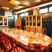 中国料理 萬寿殿の雰囲気2