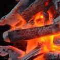 【鳥吉 大穂店】のここが重要!!!火にもこだわりを♪備長炭で丁寧に焼かせていただきます。食材の味の違いをお楽しみください★食べたら実感、あまりの美味しさに誰もが唸ること間違いなし!!!