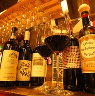 1年間=52週替わりで毎週8種類のワインが楽しめる