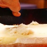 チーズの王様【パルミジャーノ・レッジャーノ】