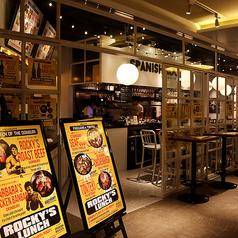 people's bar SPANISH ROCKY スパニッシュ ロッキーの写真