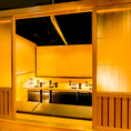 ◆6~8名様用個室掘りごたつ席◆大切な方と気兼ねなく過ごすご宴会を。