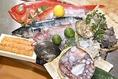 【こだわりの鮮魚】ごゆっくりお楽しみください♪