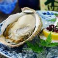 料理メニュー写真島根隠岐島産 特大岩牡蠣