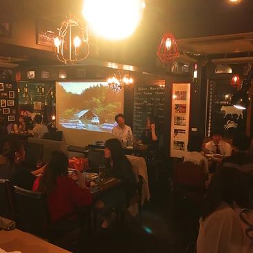Spanish&Italian baru muse ミューズ 渋谷の雰囲気1