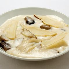 あわびのミルク煮込み (小盆/中盆)