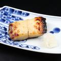 料理メニュー写真特選 銀タラ西京焼