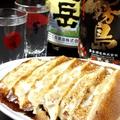 料理メニュー写真浜松餃子(6個)