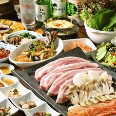 豚ぜんのおすすめ料理1
