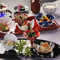 なだ万 雅殿 箱根のおすすめ料理1