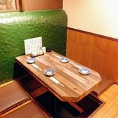 掘りごたつのお席以外にも個室やテーブル席もご用意しております!!