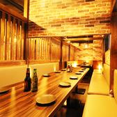 肉バル&ビアホール MeatBeer ミートビア 本厚木店の雰囲気3