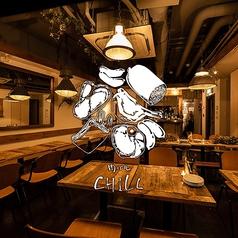 肉バル chill チル 原宿 表参道店の写真