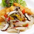 料理メニュー写真季節のあんかけ白身魚