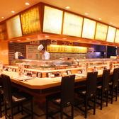 沼津 魚がし鮨 横浜 ランドマークプラザの雰囲気3
