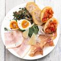 料理メニュー写真ロジック特製 シェフの気まぐれ前菜盛り合わせ