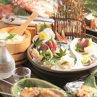 虎ノ門駅近くで、本格和食の大人数宴会ならココ!