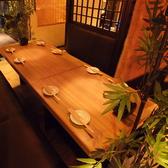 雰囲気抜群のテーブル席♪※写真は系列店、店内写真はイメージ写真を使用しています。