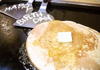 【誕生日はケーキ持ち込みOK♪】