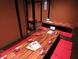 安心安全な個室席は感染症対策もばっちり