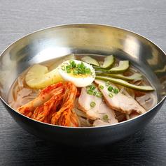 冷麺/温麺/カルビ麺/ユッケジャン麺/