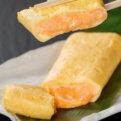 料理メニュー写真とろとろ明太チーズの玉子焼き/赤から玉子焼き