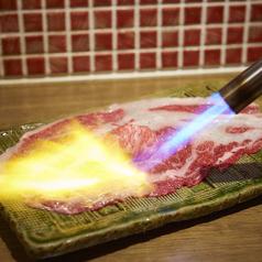 広島 裏袋 肉寿司のおすすめ料理1