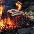 藁焼きは海鮮ものを多数ご用意!