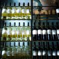 ワインセラーでワインをやさしく保管