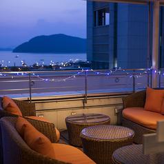 JRホテルクレメント高松 ビアテラスの雰囲気1