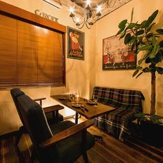cafe croix 渋谷店の雰囲気1