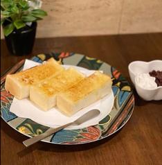 小倉トーストSET