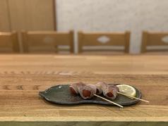 トマト豚巻き(2本)