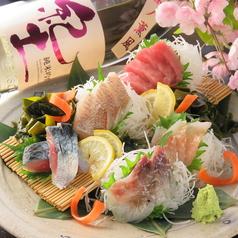 肉と刺身と日本酒の居酒屋 雪月花 せつげつかの特集写真