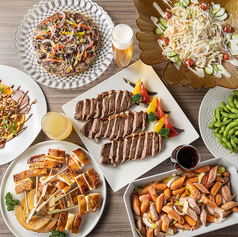 Buffet&Cafe GINZA SAIのコース写真