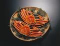 料理メニュー写真松葉蟹