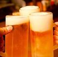 お酒の種類も多く、世代問わず、男性も女性も満足の内容なので女子会・会社での宴会におすすめです!