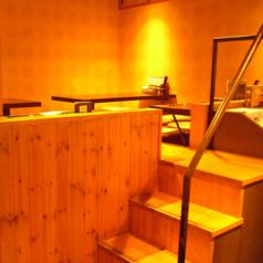 北海道食堂 彦べえ 調布店の雰囲気1