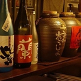 生つくねの美味しさを引き立たせるお酒を多数ご用意しております☆大人気の生つくねと一緒に美味しいお酒はいかがでしょうか。