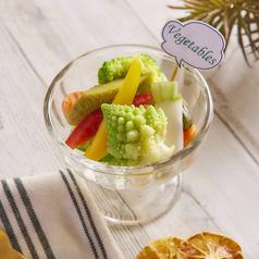 料理メニュー写真【野菜】ベジルス