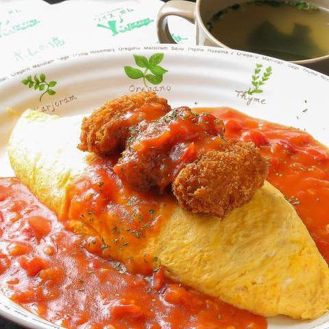 オムライスレストラン ワイズポム イオンモール鹿児島店の写真