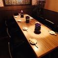 木のぬくもりが心地よいテーブル席6名様★