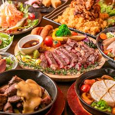 肉バル&チーズ しゃぶステ 日本橋店のおすすめ料理1