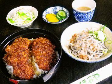 ほていやのおすすめ料理1