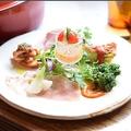料理メニュー写真チンクエミスト(前菜盛り合わせ)