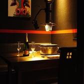 【完全個室】2名様から5名様用完全個室。デートや接待、記念日におすすめ。