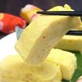 料理メニュー写真チーズ出汁巻き卵焼き