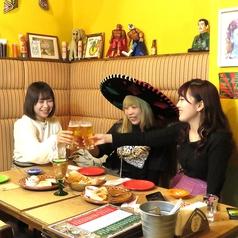 琉球メキシカンレストラン BORRACHOS ボラーチョスのコース写真