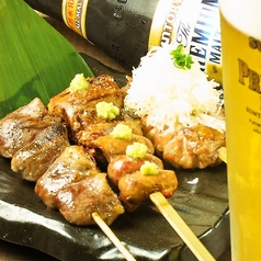 地鶏串焼 たけぐしのおすすめ料理1