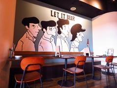 Life is beer!11TAPの雰囲気1